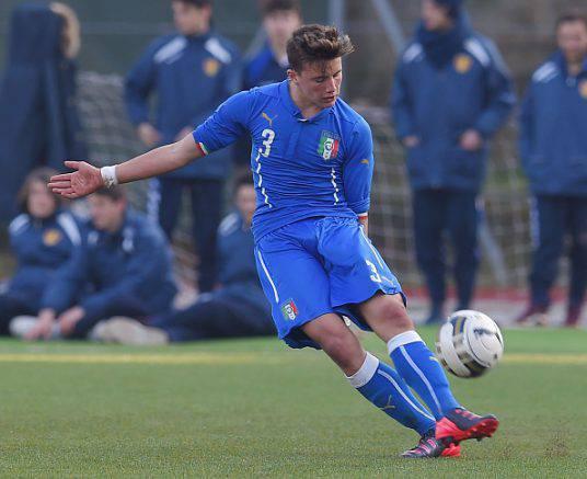 Luca Pellegrini roma