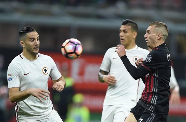 Roma, sgarro al Milan: giallorossi in corsa per Deulofeu