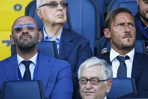 Totti Bergamo Atalanta Roma