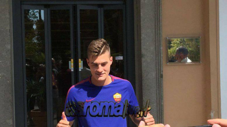 Roma, Schick smentisce l'intervista: