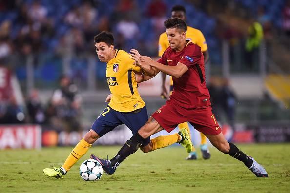 Roma-Hellas Verona, Di Francesco:
