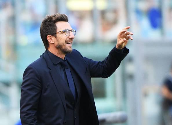 Di Francesco Roma Udinese