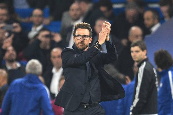 Eusebio Di Francesco ©Getty Images