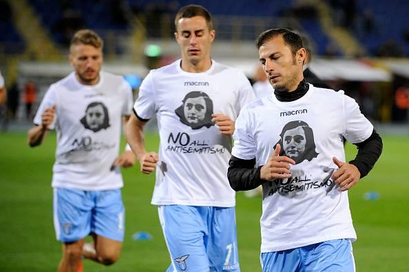 Caso tifosi Lazio-Anna Frank, ecco la decisione del procuratore Figc