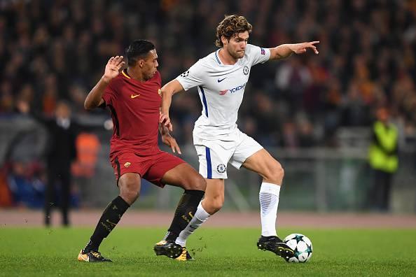 Roma-Chelsea, Juan Jesus: