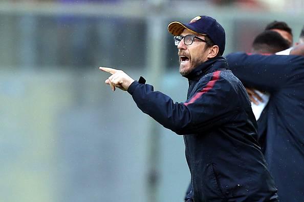 Barcellona Roma convocati Nainggolan Pellegrini