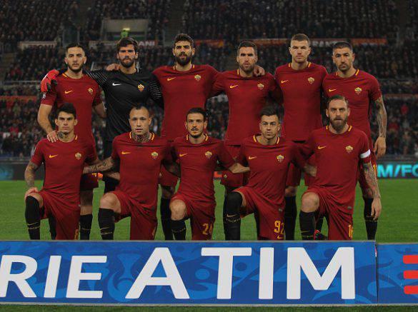 Serie A, Roma-Lazio 2-1: Perotti-Nainggolan, il derby è giallorosso 92 18-11