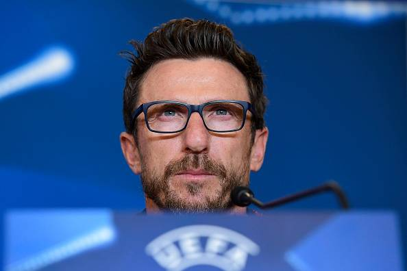 di francesco atletico madrid roma