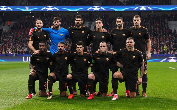 Roma-Qarabag 1-0, Di Francesco: