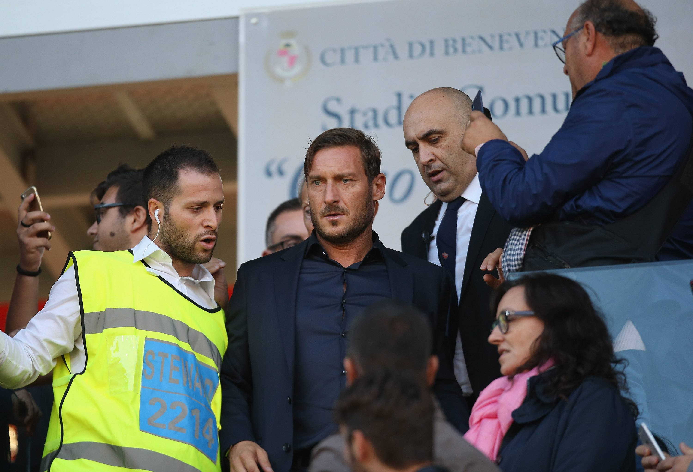 Ottavi Champions League, Totti a Premium: