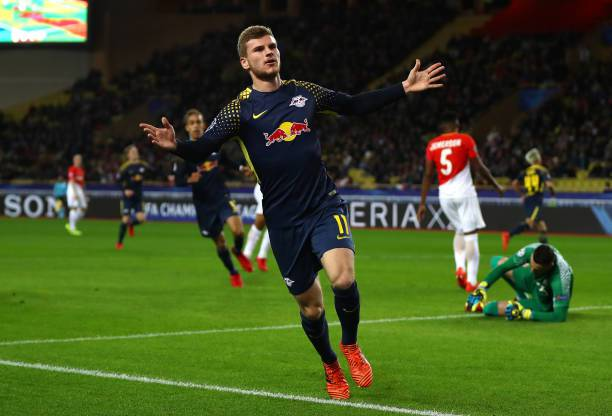 Timo Werner roma