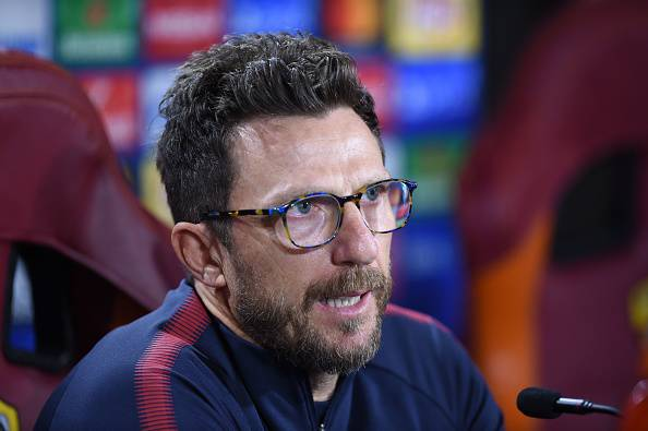Chievo-Roma, Di Francesco: