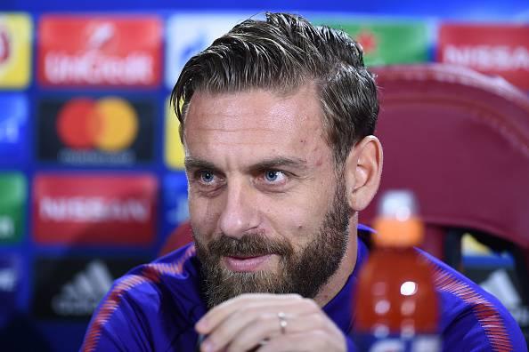 De Rossi, il capitano della Roma fa chiarezza sulla vicenda Spalletti