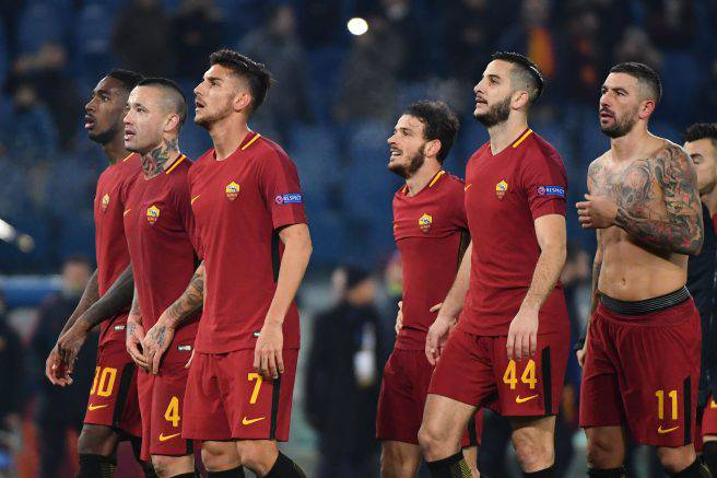 Shakhtar Roma giallo conferenza