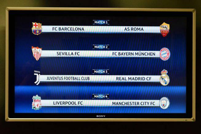 Date Roma-Barcellona