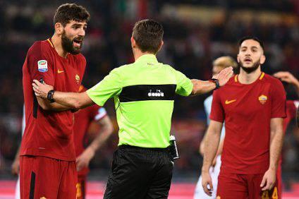 Arbitro Liverpool-Roma