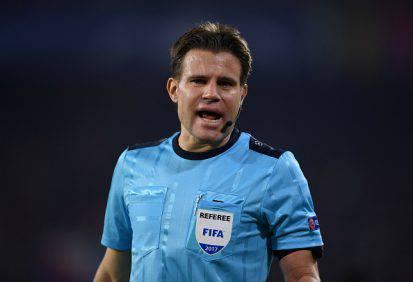 Liverpool-Roma: Felix Brych sarà l'arbitro del match