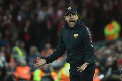 Probabili formazioni Roma-Liverpool