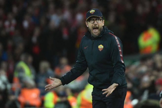 Probabili formazioni Roma Liverpool