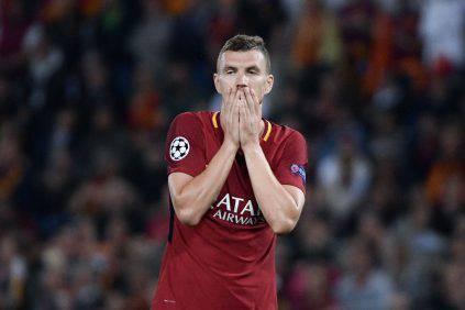 Il Milan non molla Dzeko, in cambio vorrebbero offrire Bacca