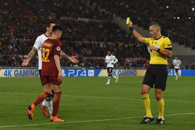 Errori Roma Liverpool