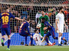 Manolas Real Madrid