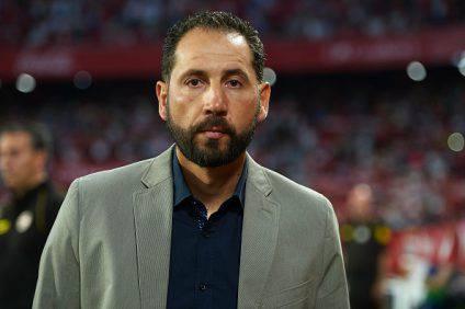 Pablo Machin, allenatore Siviglia roma n'zonzi