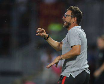 formazioni ufficiali Milan-Roma