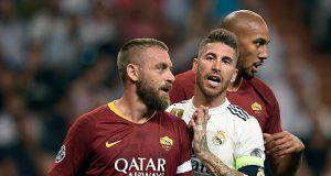 de rossi real madrid roma