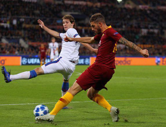 La Roma batte il Rieti 7-0. Shick protagonista con una doppietta