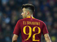 infortunio El Shaarawy