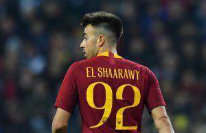 infortunio El Shaarawy