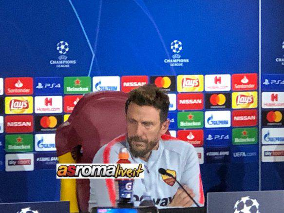 di francesco roma real
