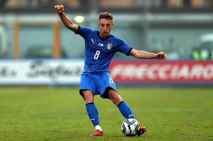 Davide Frattesi roma