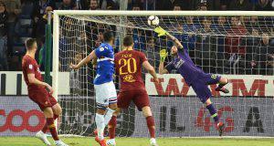 Voti Sampdoria Roma