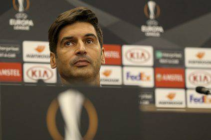 paulo fonseca europa league