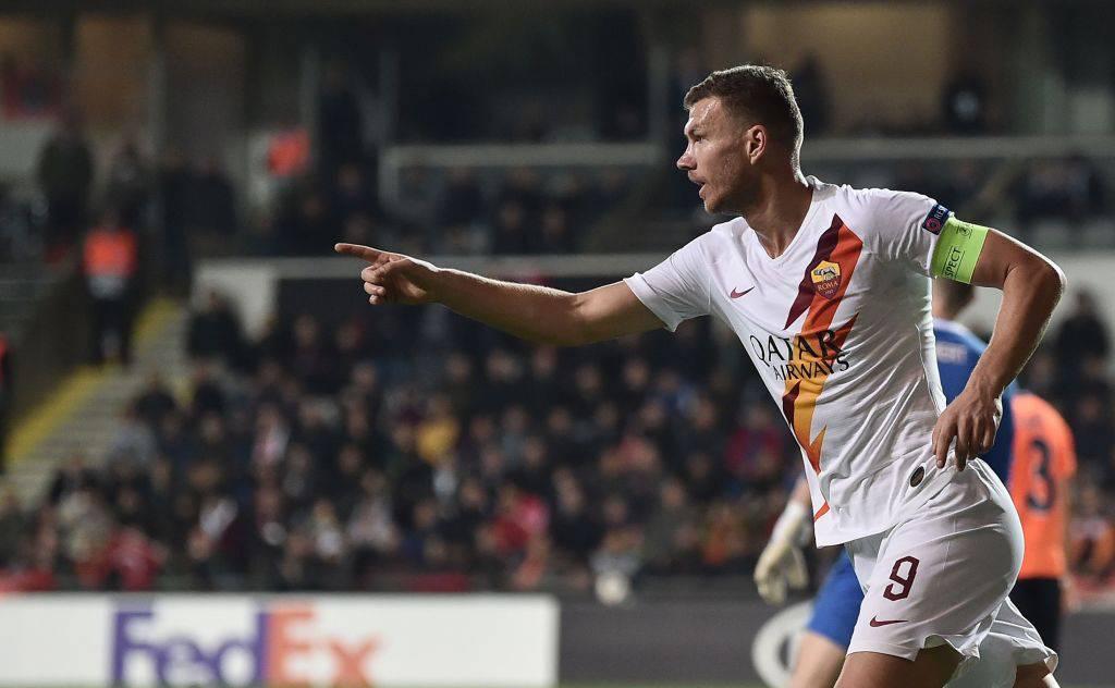 Calciomercato Roma, c'è un nome nuovo per il vice-Dzeko