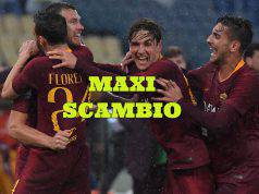 Scambio Roma Juve
