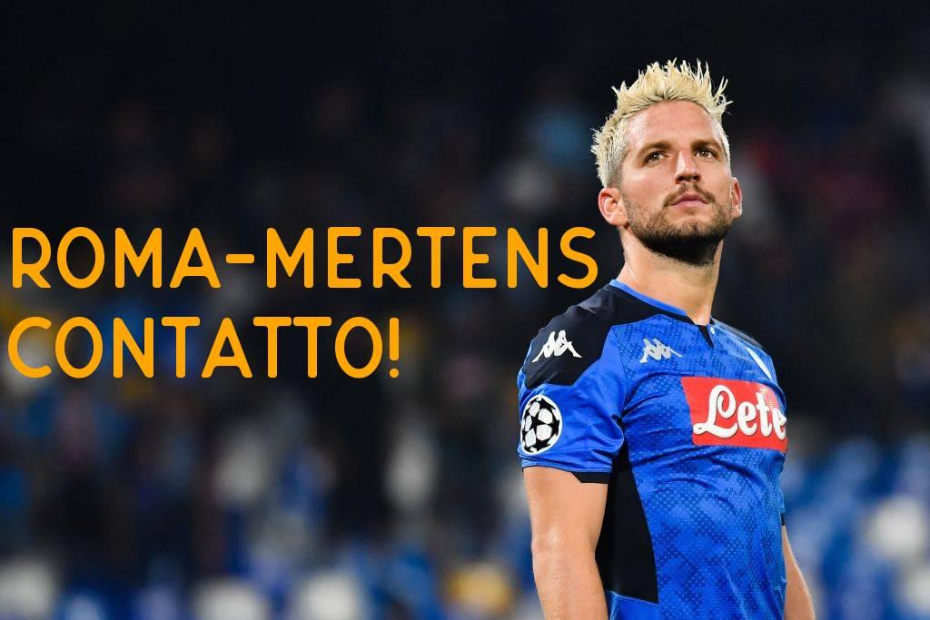 Calciomercato Napoli, dubbi per i rinnovi di Callejon e Mertens: le ultime