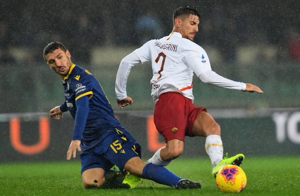 Verona-Roma streaming