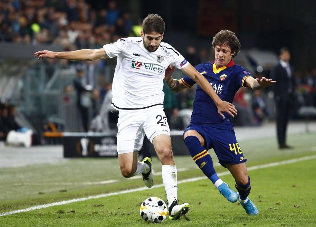 Il Vitoria Setubal perde e Antonucci posta su TikTok: messo fuori squadra