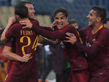 Scambio Roma Juventus