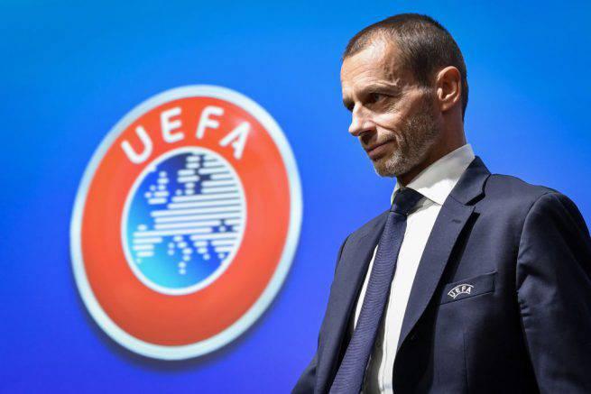 Vicepresidente UEFA:
