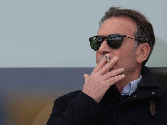 Calciomercato Roma, Cellino svela due retroscena