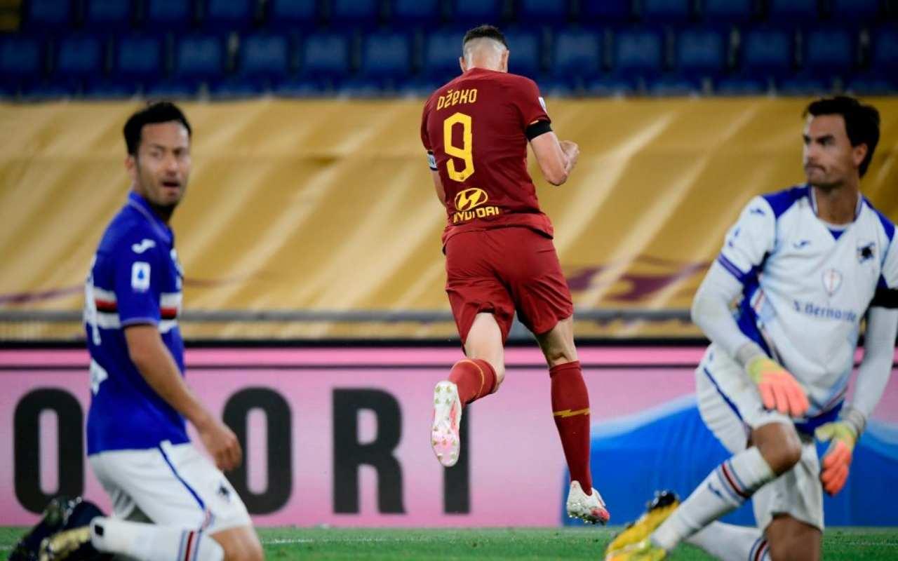 voti Roma-Sampdoria