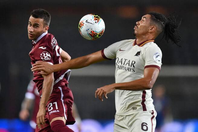 Il Manchester United dice no: Smalling saluta la Roma - Sportmediaset