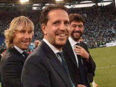Calciomercato Roma Paratici