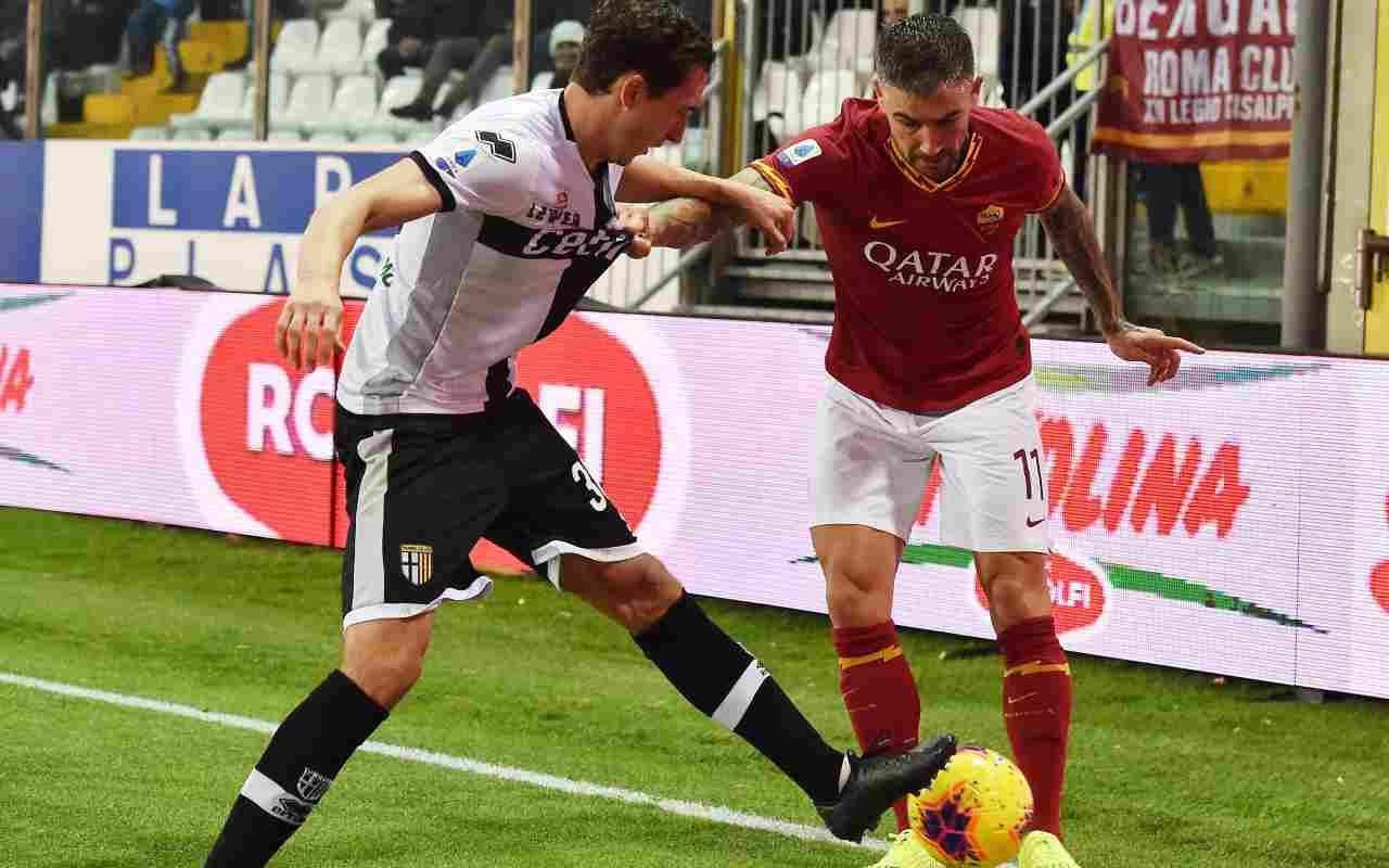 Roma-Parma streaming