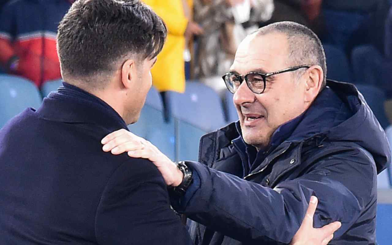 Calciomercato Roma Sarri Fonseca