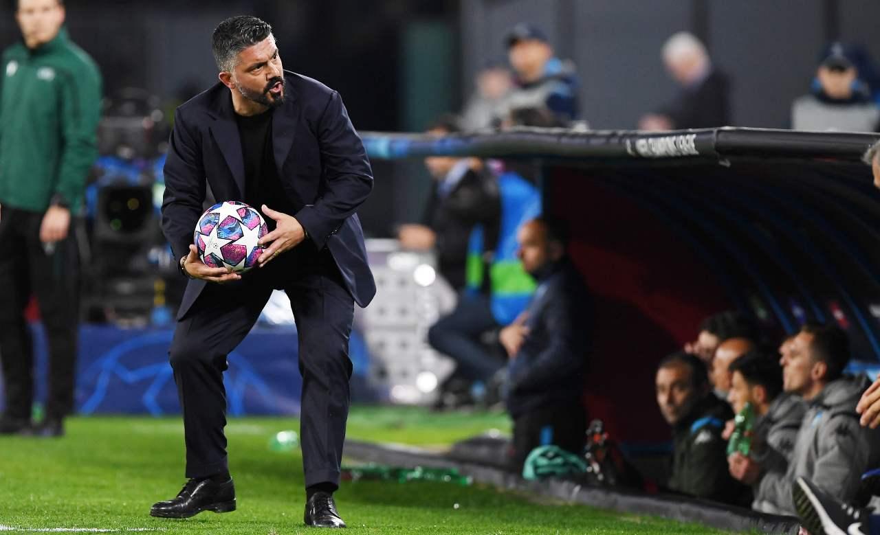 Calciomercato Roma Napoli